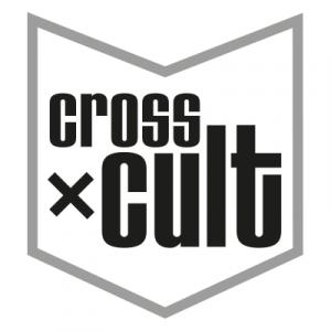 Logo Cross Cult Comics
