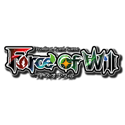 Logo Force of Will Trading Card Game