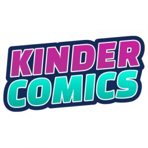 Logo Kinder Comics