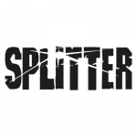 Logo Splitter Comics