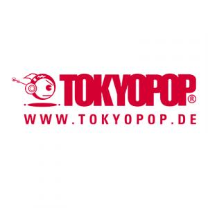 Logo Tokyopop Manga