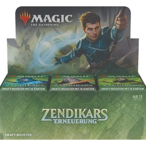 Zendikar Rising Draft-Booster Display
