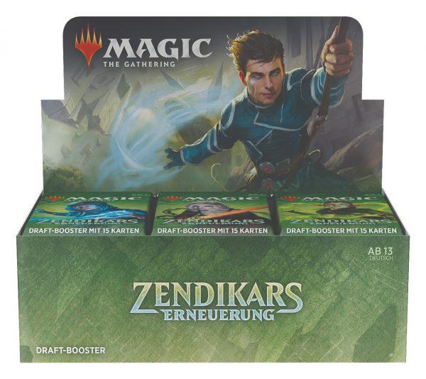 Zendikar Rising Draft-Booster Display