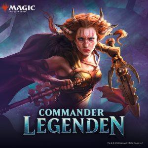 Commander Legenden