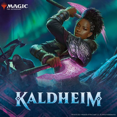 Logo Magic: The Gathering Edition Kaldheim