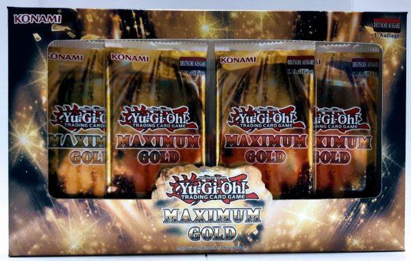 Frontalansich Maximum Gold Box