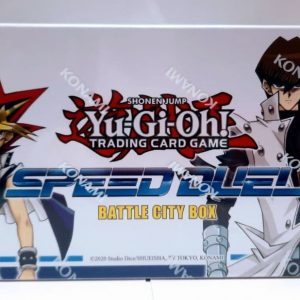 Frontalansicht Yu-Gi-Oh! Speed Duel Battle City Box