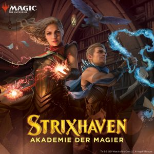 Strixhaven Akademie der Magier