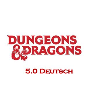 Dungeons & Dragons 5.0 Deutsch